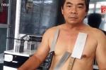 Video: 'Dị nhân' Tiền Giang hút vật dụng bằng inox