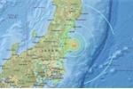 Clip: Động đất 7.3 độ Richter gây sóng thần ở Nhật Bản