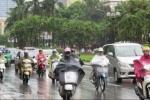 Trung Bộ mưa lớn, Bắc Bộ tăng nhiệt