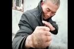 Rùng mình với bàn tay thép của võ sư Trung Quốc