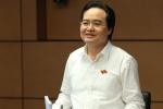 Bộ trưởng GD-ĐT: Bộ đã trả lại công bằng cho học sinh với quyết tâm cao nhất