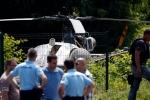 Pháp: Tội phạm khét tiếng đào tẩu bằng trực thăng như phim hành động
