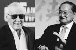 Điểm trùng hợp kỳ lạ giữa Stan Lee và Kim Dung