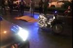 Thêm một phụ nữ bị xe container cán chết trong đêm mưa ở TP.HCM