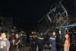 'Bà hỏa' ghé thăm chợ đêm Phú Quốc lúc nửa đêm, 'cuỗm' đi chục tỷ đồng