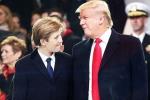 Ngôi trường con trai út Tổng thống Trump đang học có gì đặc biệt?