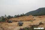 Doanh nghiệp núp bóng khai thác đá để bán đất ở Hà Tĩnh: Chủ tịch huyện chỉ đạo làm rõ