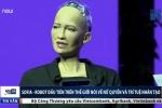 Kinh ngạc trước hiểu biết đáng nể của robot công dân Sophia