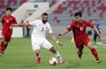 Dừng hình màn đấu tuyệt vời của tuyển Việt Nam trước Jordan