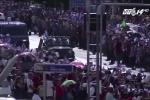 Video: Người Cuba đứng chật kín 2 bên đường tiễn biệt lãnh tụ Fidel Castro