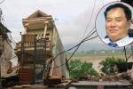 'Hà bá' sông Đà nuốt hàng loạt nhà dân ở Hoà Bình: Chuyên gia nói 'do nhiều nguyên nhân cộng hưởng'