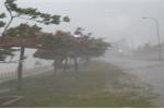 Trực tiếp: Bãi biển ở Hà Tĩnh 'run' lên trước bão số 10