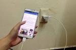 Cắm sạc điện thoại khi tay ướt, cô gái trẻ bị điện giật chết
