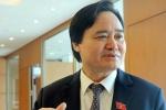 Bộ trưởng Phùng Xuân Nhạ: Giáo dục vẫn còn làm 'nóng' dư luận