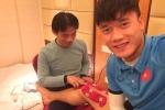Bác sĩ đội tuyển U23 Việt Nam lần đầu tiết lộ hình ảnh chăm sóc các 'cầu thủ vàng'
