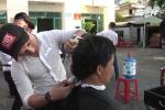 Thăm 'salon tóc' đặc biệt giá 0 đồng giữa lòng Sài Gòn