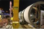 Video: Cống ngầm khổng lồ gần 2.000 tỷ đang xây dựng ở TP.HCM