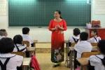 Giáo viên ở TP HCM được thưởng Tết 1,4 triệu đồng