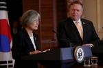 Ngoại trưởng Mỹ - Hàn điện đàm về Triều Tiên