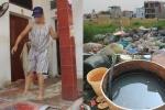 Đặc sản miến Cự Đà rửa bằng nước mương đen ngòm, phơi sát núi rác đầy ruồi nhặng