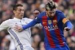 Xem trực tiếp El Clasico Real vs Barca trên kênh nào?