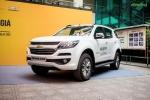 Chevrolet Trailblazer 2018 chuẩn bị về Việt Nam, giá bán 1,1 tỷ đồng?