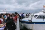 5.500 khách du lịch mắc kẹt ở Cô Tô về đất liền an toàn