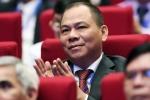 Tài sản hai đại gia giàu nhất sàn chứng khoán Việt biến động trái chiều phiên đầu năm