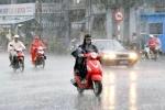 Dự báo thời tiết hôm nay 19/6/2017: Hà Nội mưa to, gió giật