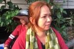 Nhân chứng vụ cháy chung cư ở TP.HCM: 'Không nghe thấy tiếng chuông báo cháy'