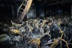 Công bố nguyên nhân hỏa hoạn ở chung cư Carina