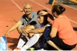U17 Quốc gia: Cầu thủ U17 Hà Nội T&T bật khóc nức nở
