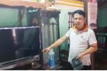 Một phút 9 lần mất điện, hàng trăm hộ dân ở Thanh Hóa bị cháy hết tivi, tủ lạnh
