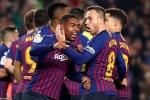 Messi im hơi lặng tiếng, Barca bị Real Madrid cầm hòa ở Cúp Nhà Vua