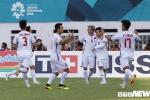 Toàn thắng vòng bảng ASIAD, Olympic Việt Nam có thể gặp Thái Lan, Hàn Quốc