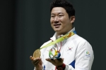 Xạ thủ 4 lần giành HCV Olympic đến Việt Nam