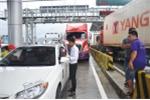 Bộ GTVT không đồng ý giảm phí, tài xế tiếp tục phản đối trạm BOT Ninh An