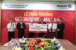 Vietlott đạt doanh thu 10,7 tỷ đồng mỗi ngày