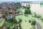 Ngập lụt, sạt lở không phải do Thủy điện Hòa Bình xả lũ