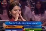 Tin 100% khán giả 'Ai là triệu phú', cô gái xứ Thanh nhận cái kết đắng