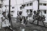 Ngược dòng thời gian về lớp mẫu giáo canh tân đầu tiên ở Hà Nội