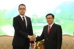 Doanh nghiệp Thuỵ Sĩ tìm cơ hội đầu tư tại dự án sân bay Long Thành