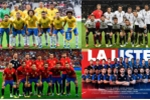 Các chuyên gia bóng đá Anh dự đoán nhà vô địch World Cup 2018