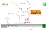 Động đất 2,9 độ richter tại Sơn La
