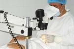 Sinh viên bị hóa chất bắn hỏng một mắt trong phòng thí nghiệm