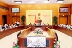 Thủ tướng phân công chuẩn bị phiên họp thứ 25 của Ủy ban Thường vụ Quốc hội