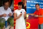 NSƯT Trần Hạnh, danh hài Vân Dung, Quang Thắng hào hứng đi bầu cử