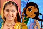 Anandi của 'Cô dâu 8 tuổi' được dựng thành phim hoạt hình