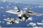Video: Cận cảnh 'sát thủ tàng hình' F-22 Raptor đắt nhất hành tinh