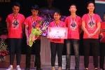 Xem Học viên An ninh tranh tài hùng biện tại cuộc thi Olympic tiếng Anh